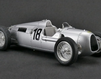 Auto Union Type C #18 Bern Rosemeyer Eifel Race, 1936 Limited Edition 1,500 pcs.