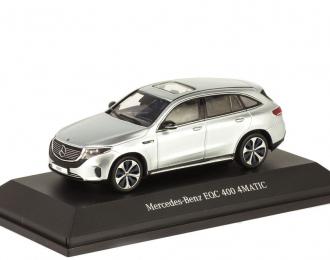 Mercedes-Benz EQC 400 4MATIC (N293) серебристый