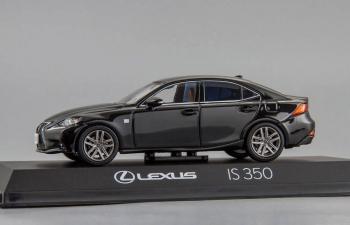 LEXUS IS350 F Sport, black