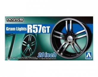 Набор дисков Gram Lights R57GT 20inch