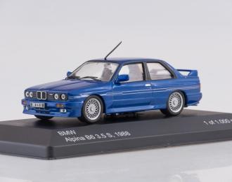 BMW Alpina B6 3.5S E30 (1988), metallic blue