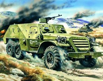 Сборная модель БТР-152В- бронетранспортер