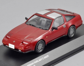 NISSAN FAIRLADY Z (HZ31), red