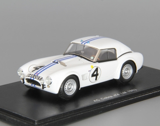 AC Cobra #4 LM (1963), white