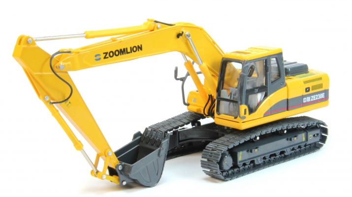 Экскаватор ZOOMLION ZE230E, yellow