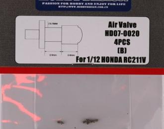 Набор для доработки Ниппели для мотоцикла HONDA RC211V (тип В)