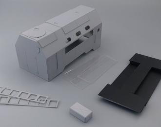 Сборная модель АКДС на базе КРАЗ (вариант 1)