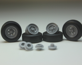 Комплект колес #38