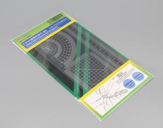Калибр для измерения (0,15 mm Filmic Gauge Silver)