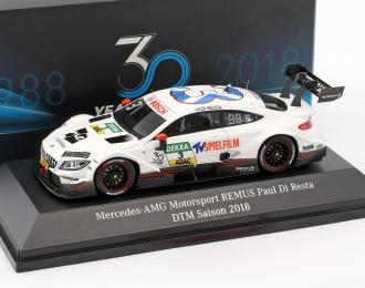 MERCEDES-BENZ AMG motorsport REMUS, Paul Di Resta, 2018 season