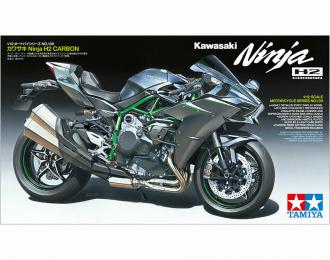 Сборная модель Kawasaki Ninja H2 Carbon