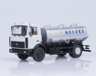 АЦИП-7,7 Молоко (МАЗ-5337), белый