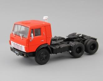 КАМАЗ-54112 седельный тягач, Грузовики СССР 42