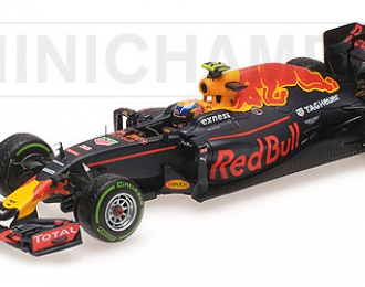 RED BULL RACING TAG HEUER RB12 - MAX VERSTAPPEN - 3RD PLACE BRAZILIAN GP 2016