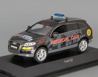 AUDI Q7 Medical Car (2006), grey
