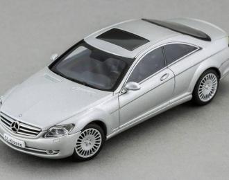 MERCEDES-BENZ CL 500 (2006), silver