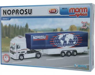 Сборная модель Mercedes-Benz Actros L Noprosu