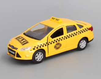 """FORD Focus """"Такси"""", yellow"""