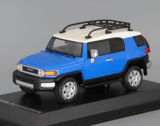 TOYOTA FJ Cruiser Voodoo (2006), blue