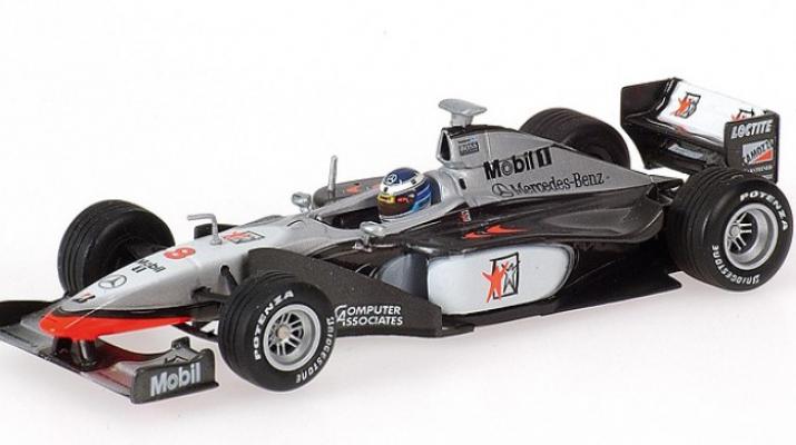 McLaren MERCEDES-BENZ MP 4/13 - World Champion 1998 Mika Hakkinen