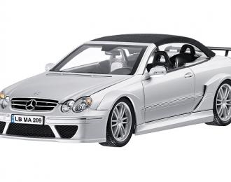 MERCEDES-BENZ CLK DTM AMG Coupe Cabriolet C209 (2005), silver