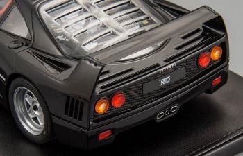 FERRARI F40, black