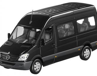 MERCEDES-BENZ Sprinter C906 NCV3 (2006), black carbon