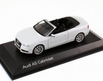 AUDI A5 Cabrio 2012, White