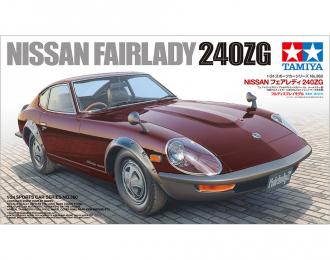 Сборная модель NISSAN Fairlady 240ZG