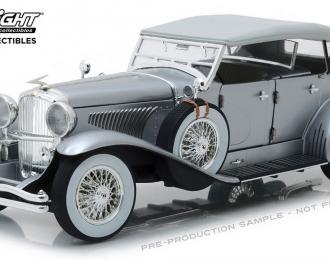 DUESENBERG II SJ La Grande Torpedo (1930), silver