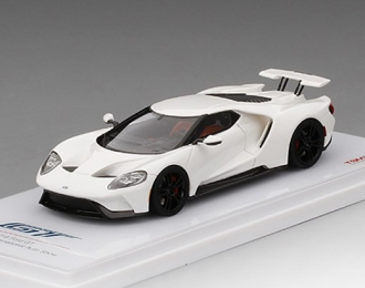 (Уценка!) FORD GT North American International Auto Show 2016 Frozen White