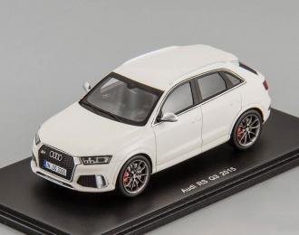 Audi RS Q3 2015 (white)