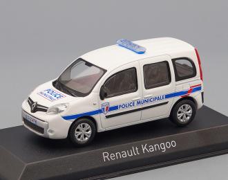 "RENAULT Kangoo ""Police Municipale"" (2013), white"