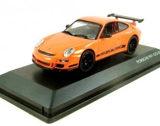 PORSCHE 997 GT3 RS, orange