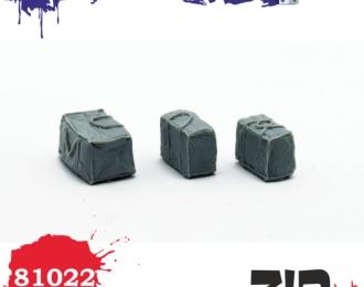 Набор дополнений Товарные сумки №1 (3шт.)
