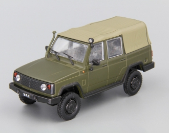 УАЗ 3172, Автолегенды СССР 94, хаки