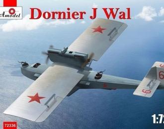 Сборная модель Немецкая летающая лодка Dornier Do J Wal (советский вариант)