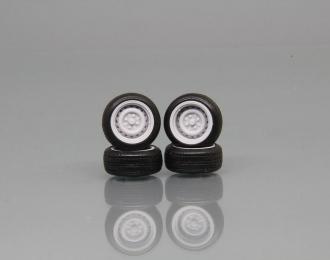 Комплект колес #70 Разварки ВАЗ-2106