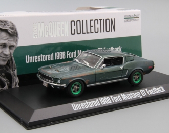 FORD Mustang GT Fastback 1968 Detroit Auto Show 2018 (Greenlight!)