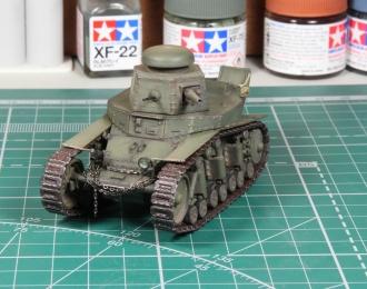 Танк МС-1 (со следами эксплуатации)