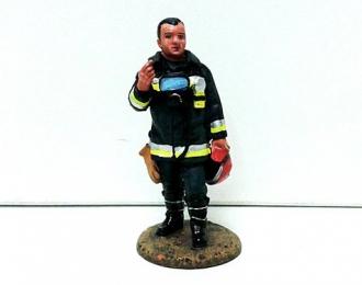 Испанский пожарный г.Барселона 2002