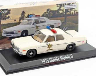 """DODGE Monaco """"Hazzard County Sheriff"""" 1975 (из к/ф """"Смоки и бандит"""")"""