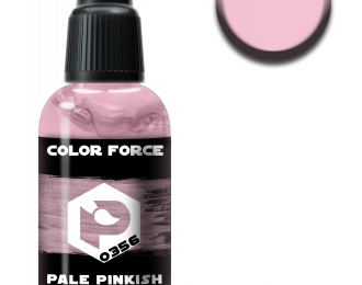 бледно-розоватый (pale pinkish)