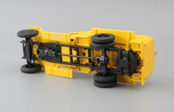 УралЗИС-5В БЗ-39М, желтый