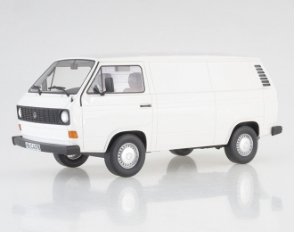 VOLKSWAGEN T3a, white box wagon