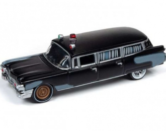 Cadillac Ambulance 1959 pre-ECTO 1 черный Ghostbusters Охотники за Привидениями