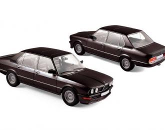 BMW M535i (1980), black