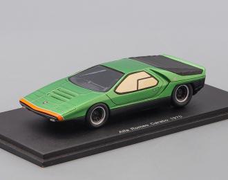ALFA ROMEO Carabo (1970), green