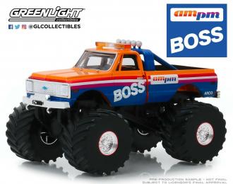 "CHEVROLET K-10 Monster Truck ""AM/PM Boss"" 1972 (колеса 66 дюймов)"