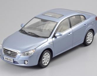 BESTURN B50 Sedan, blue